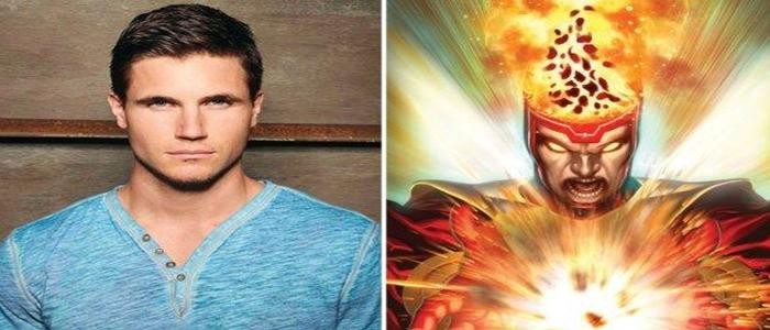 Robbie Amell Joins CW's The Flash as Firestorm!