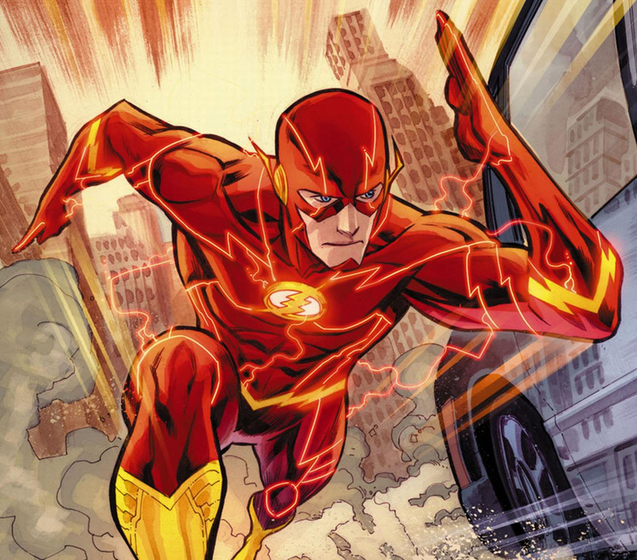 Abilities we want barry allen to use on the flash
