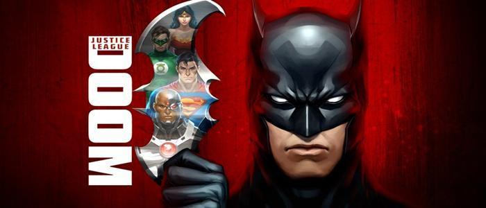 The Flash Podcast 037 – Justice League: Doom